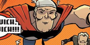 Benjamin Parker (Thor) (Earth-615)