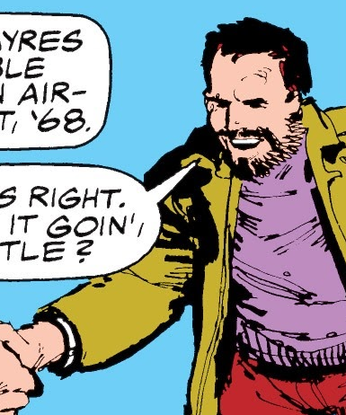 Bruce Ayres (Earth-616)