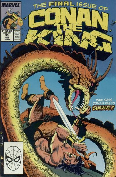 Conan the King Vol 1 55