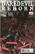 Daredevil Reborn Vol 1 1