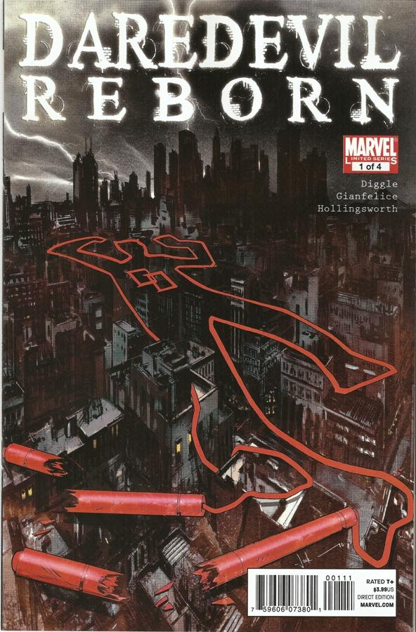Daredevil: Reborn Vol 1 1
