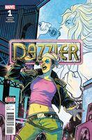 Dazzler X-Song Vol 1 1