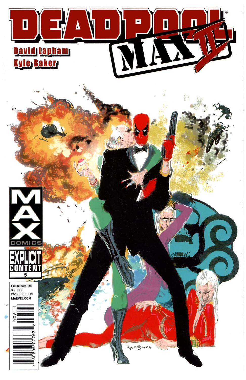 Deadpool MAX 2 Vol 1 5