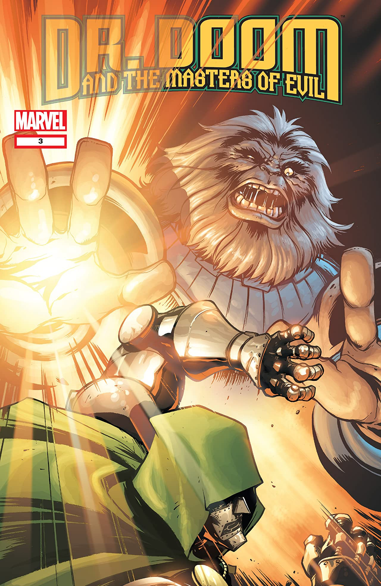 Doctor Doom and the Masters of Evil Vol 1 3