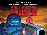 Fall of the Hulks: Red Hulk Vol 1 3