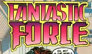 Fantastic Force Vol 1