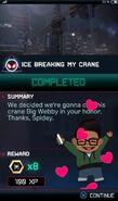 Friendly Neighborhood Spider-Man App from Marvel's Spider-Man Miles Morales 001