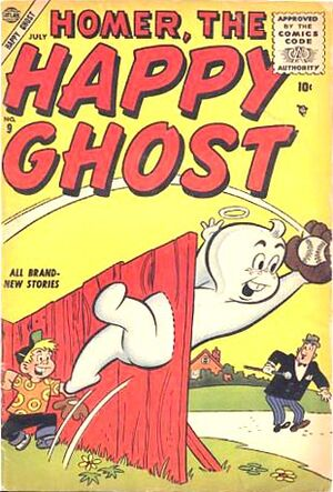 Homer, the Happy Ghost Vol 1 9.jpg