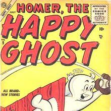 Homer, the Happy Ghost Vol 1 9.jpg