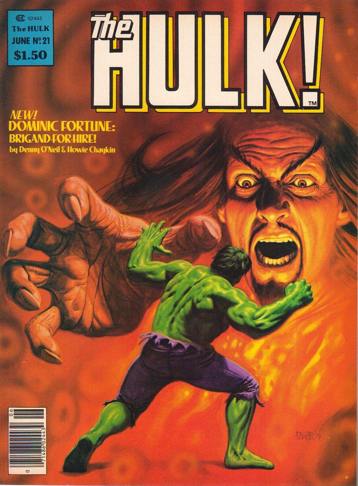 Hulk! Vol 1 21