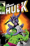 Incredible Hulk Vol 1 308