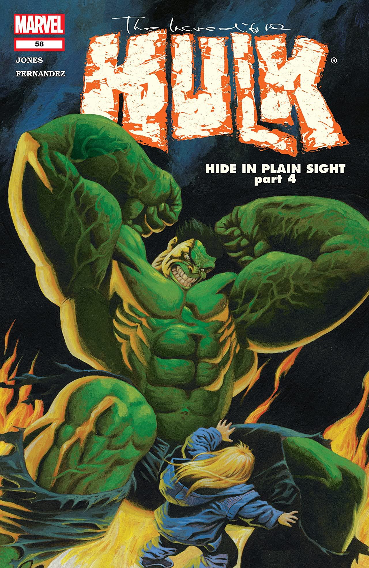 Incredible Hulk Vol 2 58