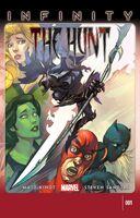 Infinity The Hunt Vol 1 1