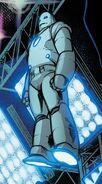 Iron Man Armor Model 1 from Invincible Iron Man Vol 1 593 001