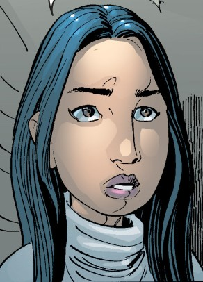 Jennifer Hardesty (Earth-616)