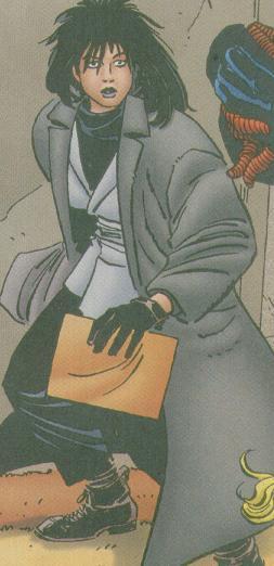 Jessica Carradine (Earth-616)