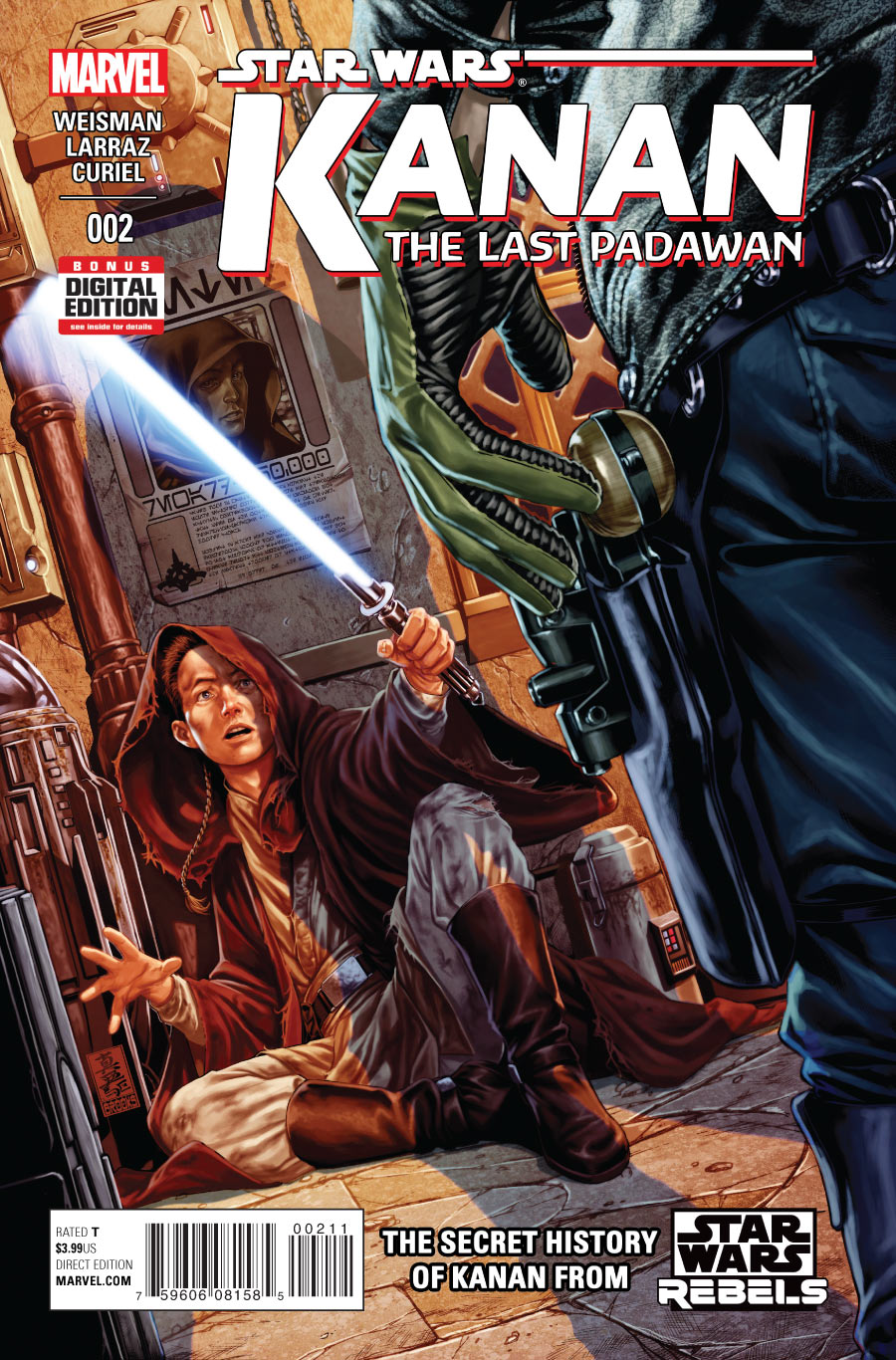 Kanan - The Last Padawan Vol 1 2