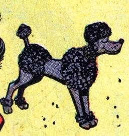 Marie Antoinette (Dog) (Earth-616)