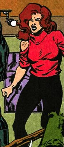 Marilyn Burbank (Earth-616)