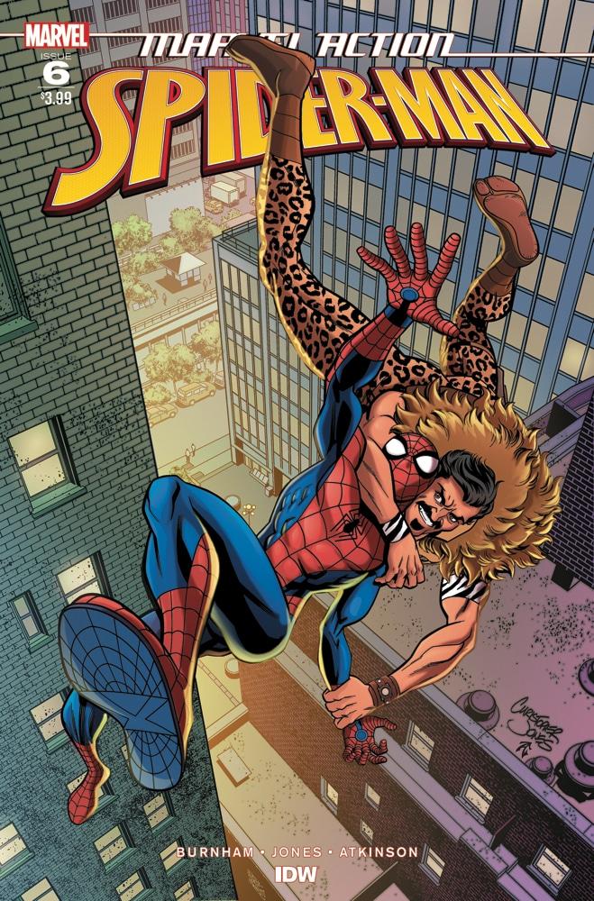 Marvel Action: Spider-Man Vol 1 6