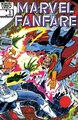 Marvel Fanfare Vol 1 5
