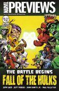 Marvel Previews Vol 1 74