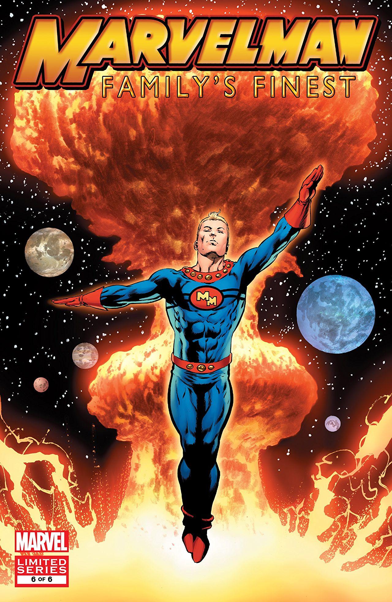 Marvelman Family's Finest Vol 1 6