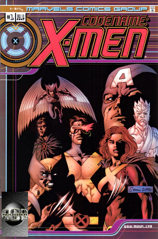 Marvels Comics: X-Men Vol 1 1