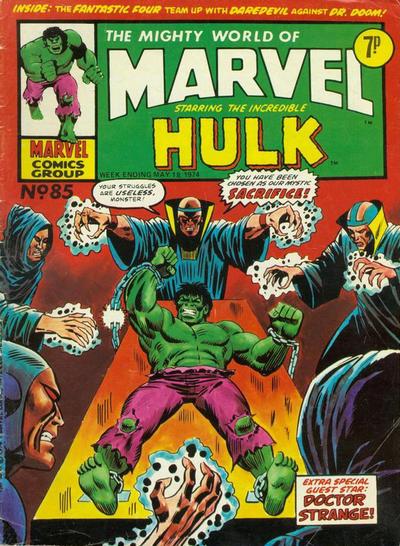 Mighty World of Marvel Vol 1 85