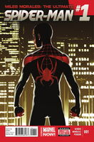 Miles Morales Ultimate Spider-Man Vol 1 1