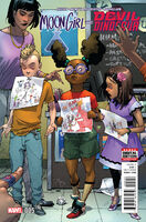 Moon Girl and Devil Dinosaur Vol 1 5