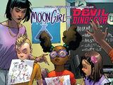 Moon Girl and Devil Dinosaur Vol 1 5