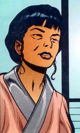 Mrs. Ezaki (Earth-616)