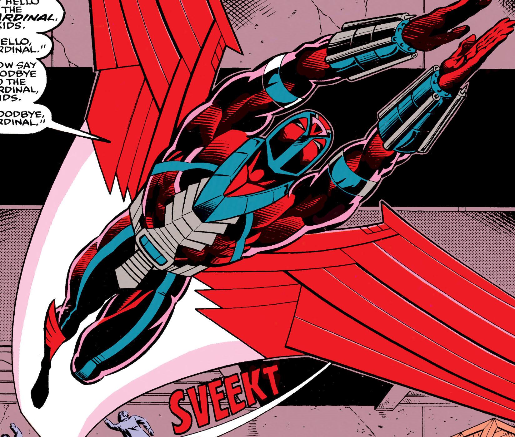 Donald Clendenon (Earth-616)
