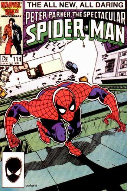 Peter Parker, The Spectacular Spider-Man Vol 1 114