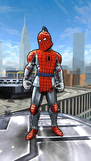Peter Parker (Earth-TRN519) from Spider-Man Unlimited (video game).png