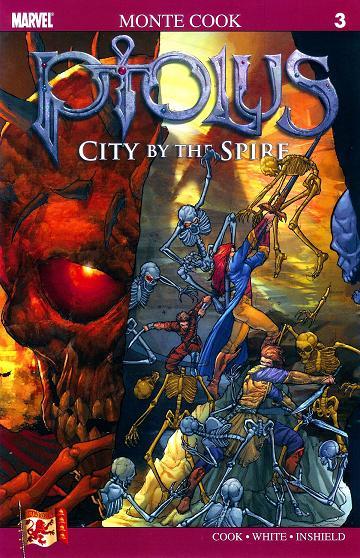 Ptolus: City by the Spire Vol 1 3
