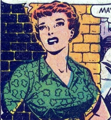 Ruth Lane (Earth-616)