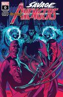 Savage Avengers Vol 1 0