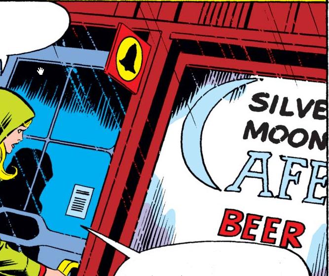 Silver Moon Café