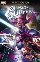 Silver Surfer The Prodigal Sun Vol 1 1