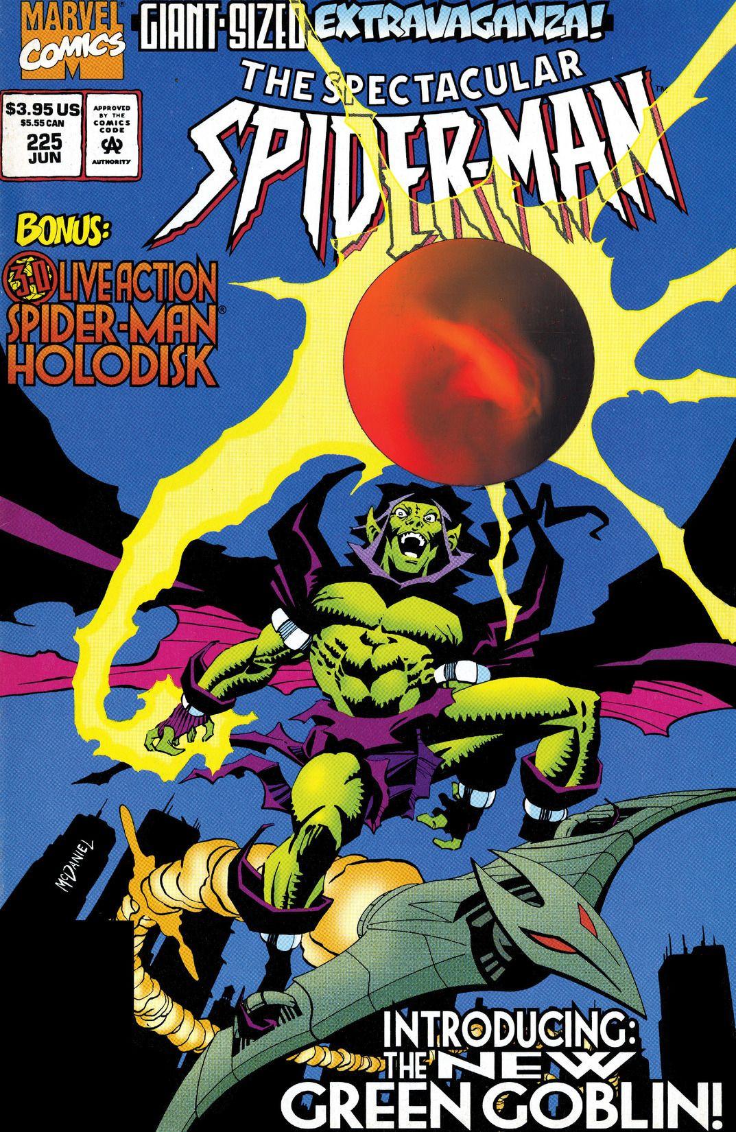 Spectacular Spider-Man Vol 1 225