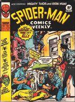 Spider-Man Comics Weekly Vol 1 130