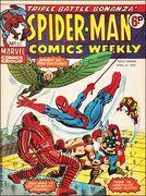 Spider-Man Comics Weekly Vol 1 63