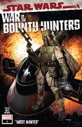 Star Wars War of the Bounty Hunters Vol 1 1