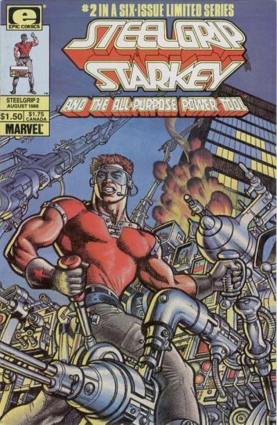 Steelgrip Starkey Vol 1 2