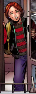 Tommy Monks (Earth-616)