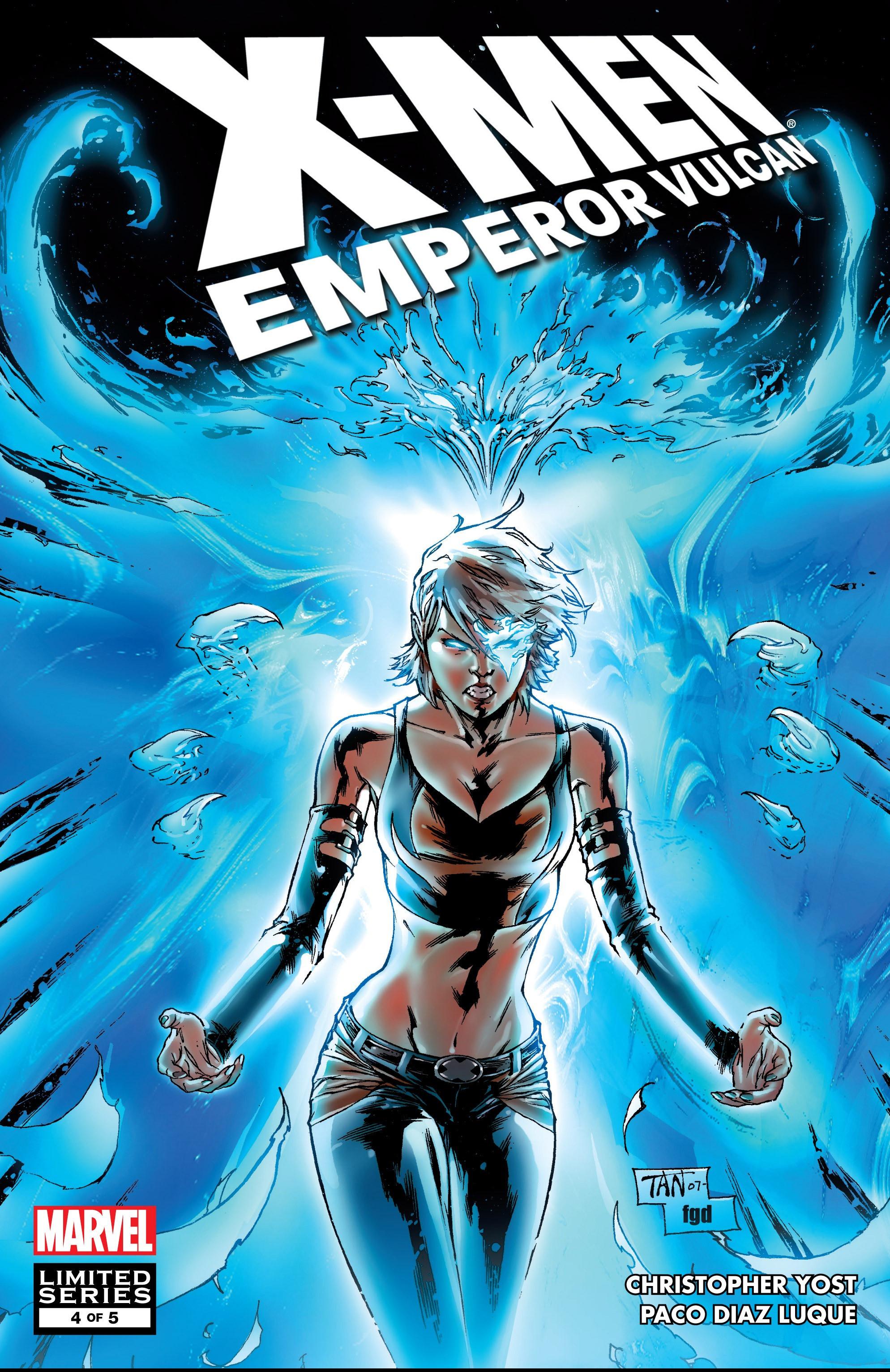 X-Men: Emperor Vulcan Vol 1 4