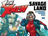 X-Treme X-Men: Savage Land Vol 1