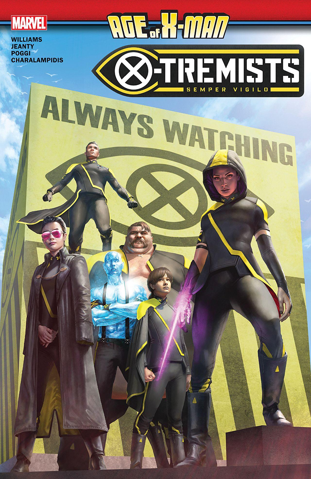 Age of X-Man: X-Tremists TPB Vol 1